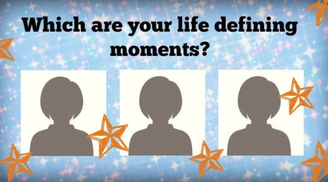 defining moment your life essay