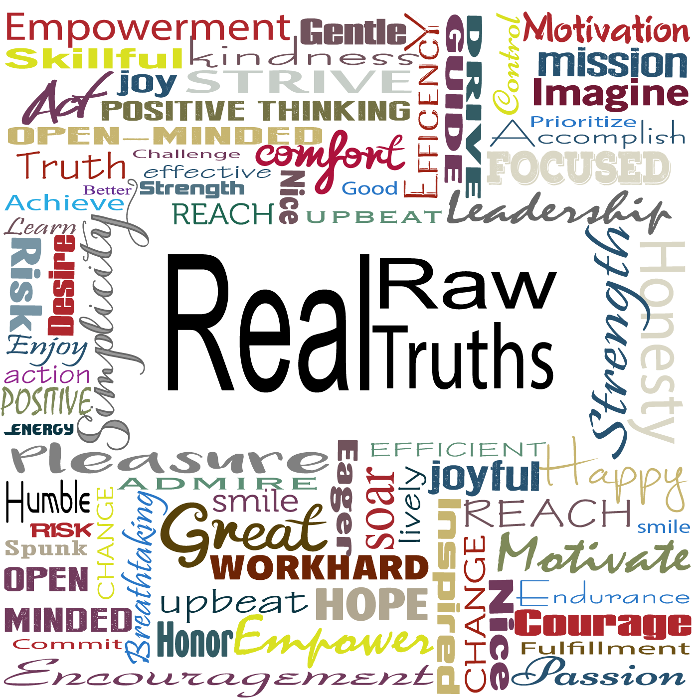 Real Raw Truths Podcast | Lifestyle & Wellness Coaching | Business & Success Strategies |